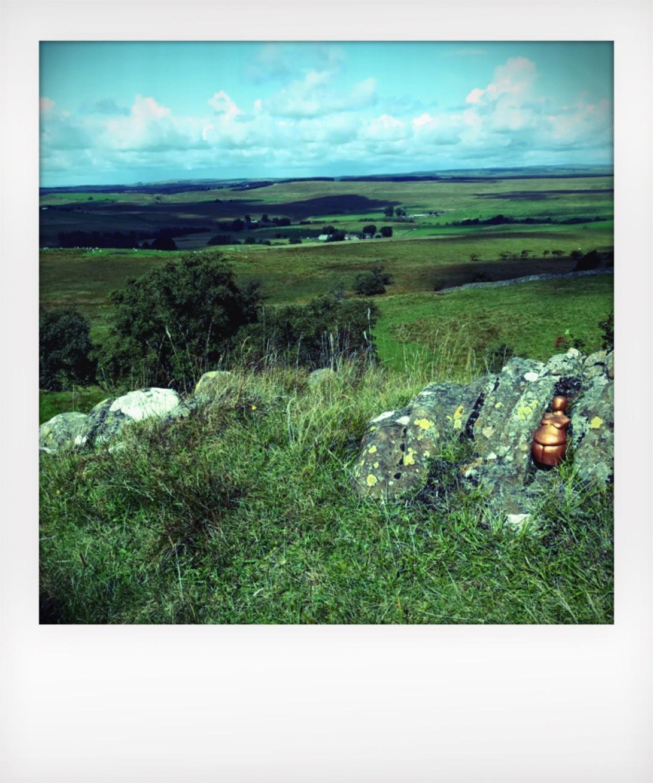 16/100 - Hadrian's Wall, Northumberland