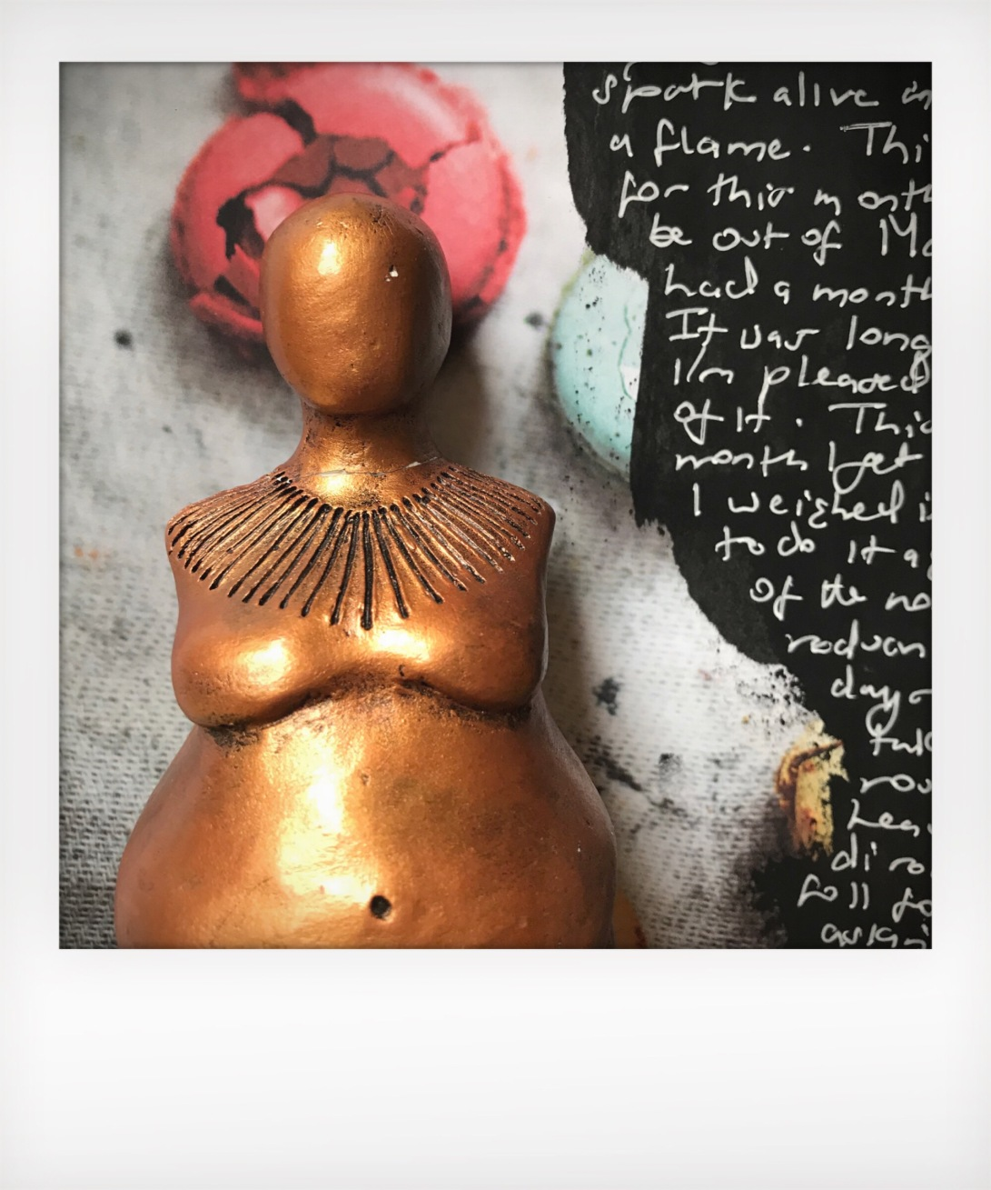 The 'Shelter in Place' Goddess Series - 009